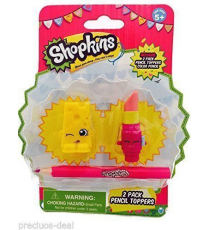 Pinces à crayons Shopkins M1