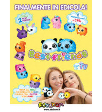 Softy Friends 3186. Squishy: figura morbida. Modello casuale