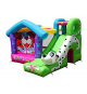 Happy Hop 9109. Castillo Hinchable: Puppy Land.