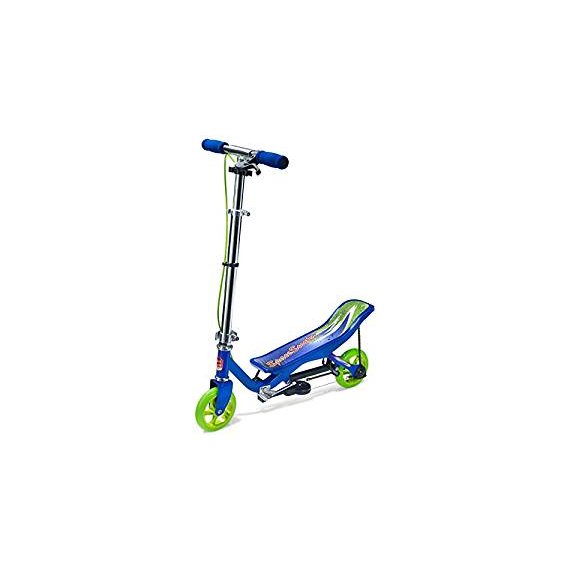 Space Scooter X360. Patinete infantil, color azul.