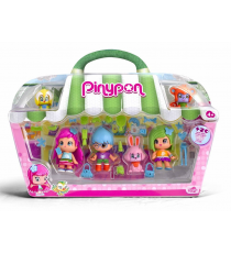 Pinypon 700013370. Pets and figures. Large pack