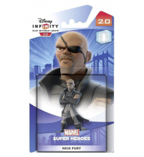 Disney Infinity 2.0. Nick Fury Figure