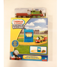 Thomas e amici BHR93. Percy Playset.