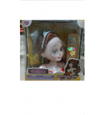 Disney Princesas 22591. Bella Styling head.