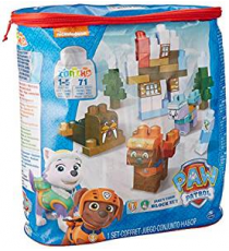 Paw Patrol Adventure Bay Ensemble de construction