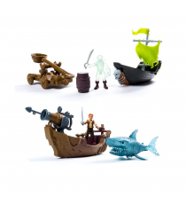 Pirates of the Caribbean 6035325. Set of Figures.