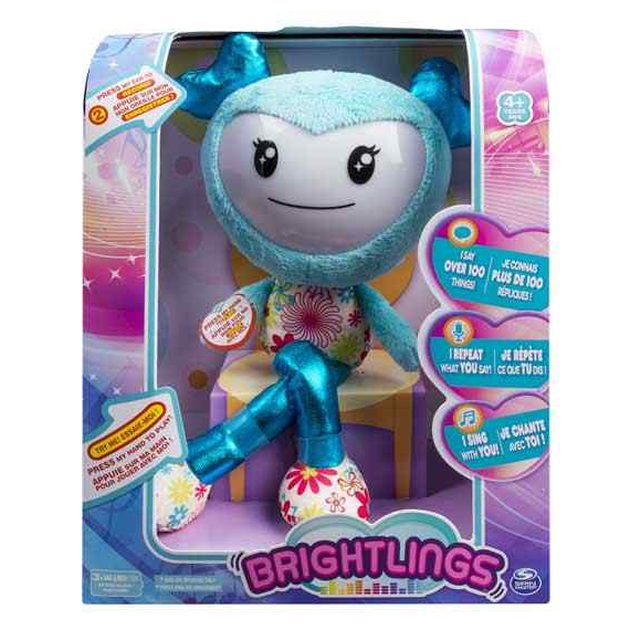 Brightlings Plush. 388513. Interactive Peluche