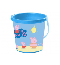 Peppa Pig. Beach bucket 17cm