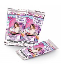 Violetta 02235. Blister cards