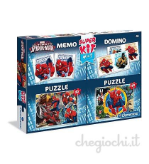 Ultimate Spiderman 8210. Super Kit 4 en 1.