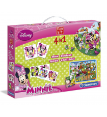 Disney 13777. Jeu éducatif Minnie Mouse