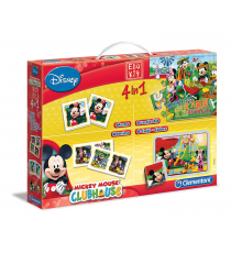 Disney 13795. Jeu éducatif Mickey Mouse