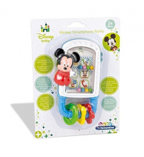 Mickey Mouse 01231154. Smartphone Rattle