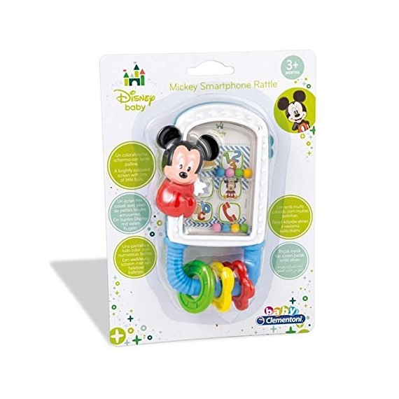 Mickey Mouse 01231154. Battere Smartphone