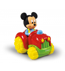 Clementoni 149766. Stroller with Mickey Mouse sound.