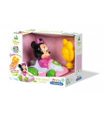 Clementoni 17124. Baby Minnie Remote Control Car