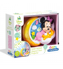 Disney 17126. Le projecteur Baby Minnie Mouse