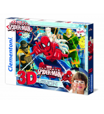 Clementoni 200931. Ultime Spiderman 3D Puzzle.