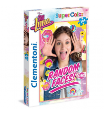 Disney 27962. Puzzle Soy Luna 104 pieces.