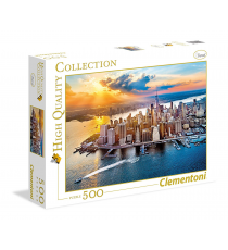 Clementoni 35038. New York Design. Puzzle 500 pezzi.