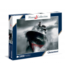 Clementoni 39351. Rescue at sea Design. Puzzle 1000 pieces