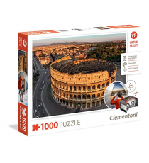 Clementoni 39403. Design Rome Virtual Reality. Puzzle 100 pieces.