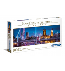 Clementoni 39485. London Design. Puzzle 1000 pieces.
