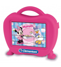 Minnie Mouse 406531. Cubes puzzle for babies (6 cubes).