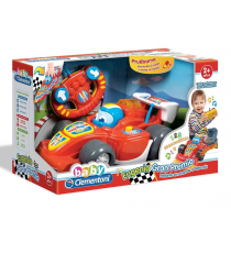 Clementoni 550463. Car Eugenio. Radio control car