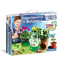 Clementoni 550784. Botanica, gioco di scienze educative