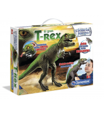 Clementoni 55121. T-Rex figure with lights and sounds