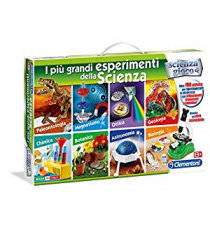 Clementoni 55189. The most incredible experiments in science