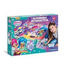 Clementoni 55213. Puzzle Interactivo. Shimmer & Shine.