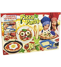 Clementoni 65442. Cocina Creativa. Pizza party.