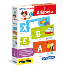 Clementoni 65594. The Alphabet, educational game.