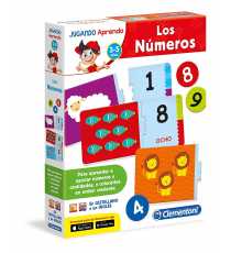 Clementoni 65595. The Numbers, educational game.