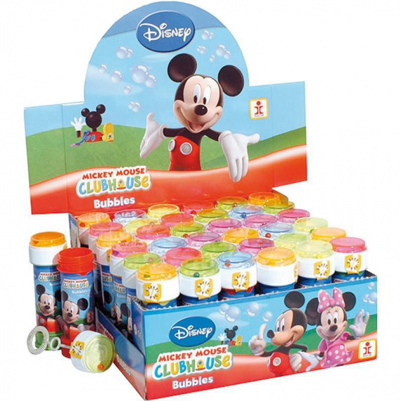 Disney 397054500B Mickey - Pompas de jabón 60ml