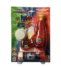 PJ Masks 133500210000. Gun soap bubbles