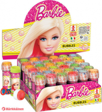 Dulcop 277037U. Soap bubbles. Barbie design. Unit.
