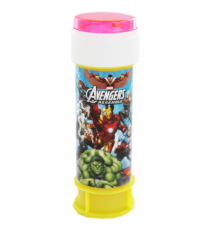 Avengers. Soap Bubbles 60ml TO023