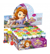Princess Sofia 397578000A - Soap bubbles 60ml - Display 36 units