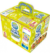 Dulcop. 103592000. Party Pack 12 Provette da 60 ml di bolle di sapone.