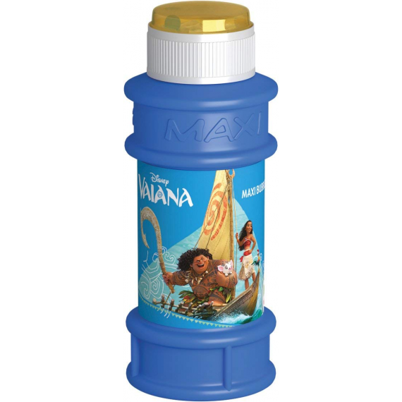Dulcop Vaiana 103687000. Soap bubbles tube. 1 tube of soap bubbles 175 ml