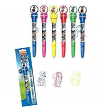 Paw Patrol - Penna 3 in 1 modello casuale