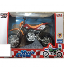 Motocross 60996. Motorcycle. Random models.