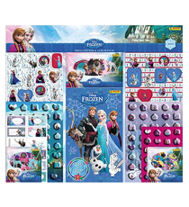 Frozen 069686. Mega Stickers & Album Pack