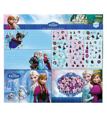 Frozen 077070. Collectable stickers.