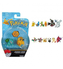 Pokemon 50130063. Figure, pose pour la bataille.