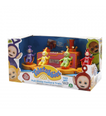 Teletubbies TLB06000. Train with light and sounds