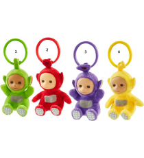 Teletubbies TLB18000. Peluche Clip-on (modelo aleatorio)